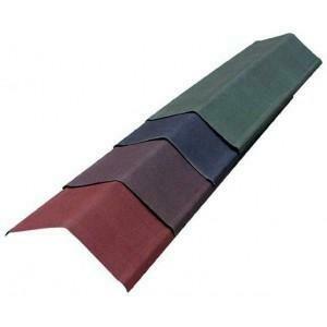 Коньки-карнизы Tilerkat коричневый (3м2=7п.м. конька или 12п.м. карниза)