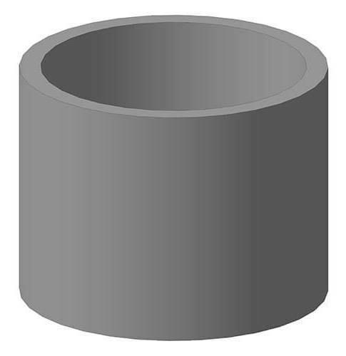 Кольцо стеновое колодца (внутренний диаметр-0,7м, высота-0,89м)