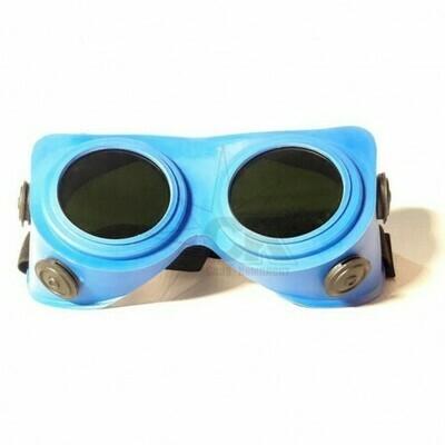 Очки защитные газосварщика закрытые с непрямой вентиляцией ЗН-13Г