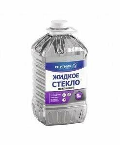 Жидкое стекло (6кг) (г.Ижевск)
