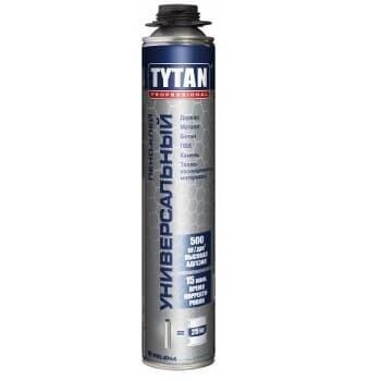 Пено-клей универсальный GUN TYTAN Professional 750 мл