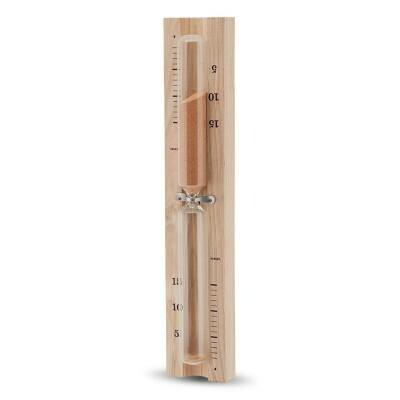 Песочные часы для бани и сауны (открытые) ЧПС-1Г