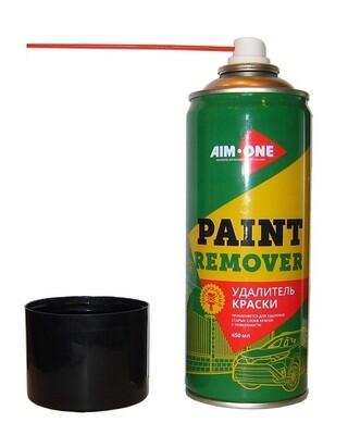 Удалитель краски (450мл) (аэрозоль)