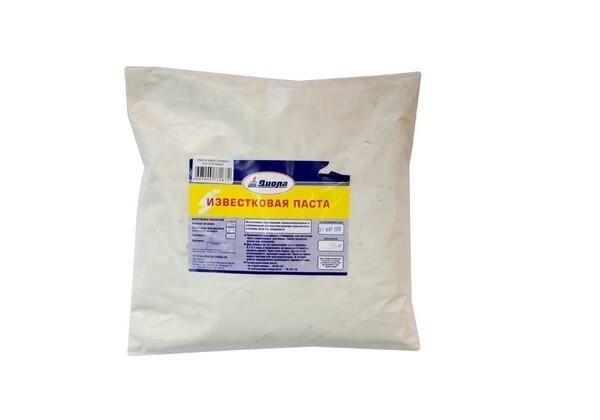 Известковая паста (3кг) (Известь-паста)