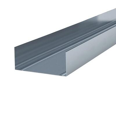 Профиль направляющий 100мм*40мм Толщина-0,45мм (3 метра)