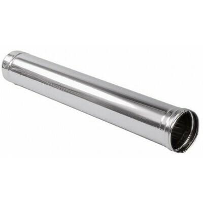 Труба нержавеющая сталь D130мм, 1,0м, 1,00мм