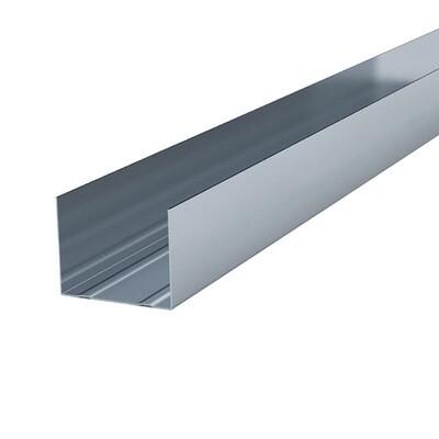 Профиль стоечный  75мм*50мм  Толщина-0,5мм (3 метра)