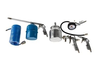 Аксессуары для компрессора ВКС-9316-98 (5 пр.) с нижним бачком