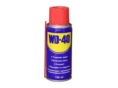 """Смазка бытовая """"WD-40"""" (420мм) """"Секрет в трубочке"""""""