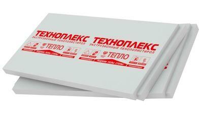 Техноплекс 1180мм*580мм*100мм 0,68м² (4шт/2,73м²/упаковка)