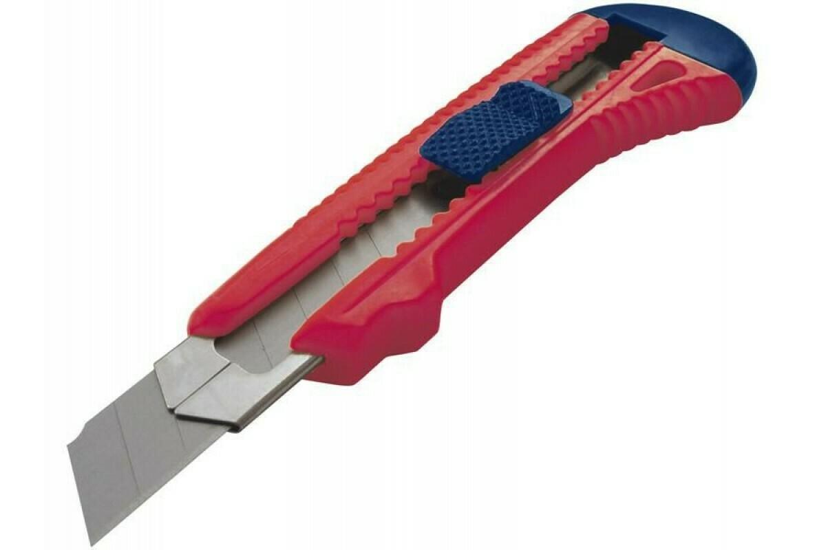 Нож технический 25мм, усиленный