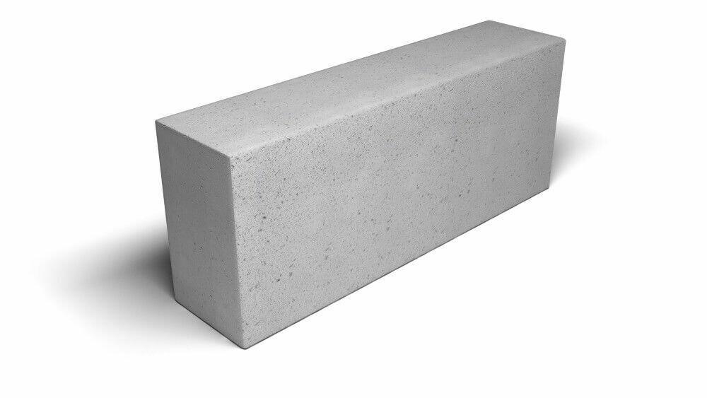 Газоблок Bikton Platte (м3) D500 625x100x250 (64шт/1,5м³/поддон)