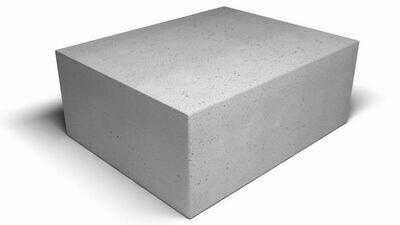 Газоблок Bikton Blok D500 (м3) 625x400x250 (24шт/1,5м³/поддон)