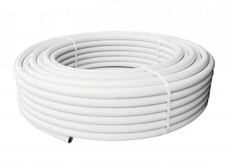 Труба металлопластиковая D=26мм, без шва