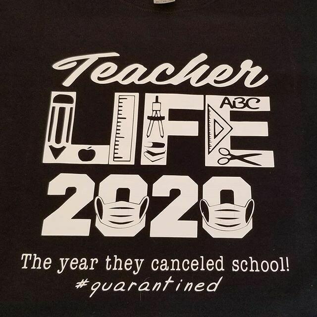 Teacher Life Shirt- School Canceled