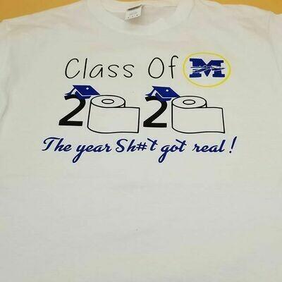Mahopac High School Shirt 2020