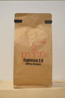 Espresso 2.0 300gr.
