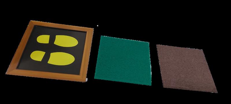 Medida 14,85x21cm Se/ñaletica en Material Aluminio Blanco Resistente de 3mm Pack 5 Se/ñales de Uso Obligatorio Gel Hidroalcoh/ólico Duradera y Econ/ómica
