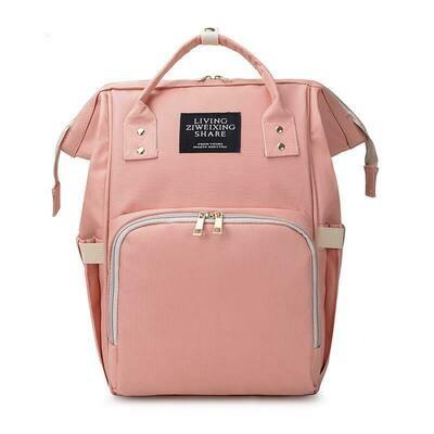 Раница-Чанта за  бебешки принадлежности Somon