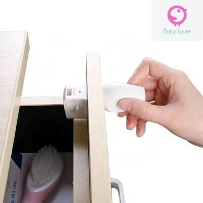 Предпазител за шкафове с магнитно заключване 4бр. Baby Saver