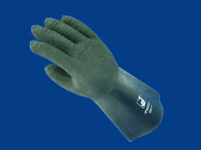 """14"""" Textured Seamless Cotton-Lined Hand Specific Glove"""
