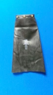 """19"""" Rubber Sleeve with Fleece Lining"""