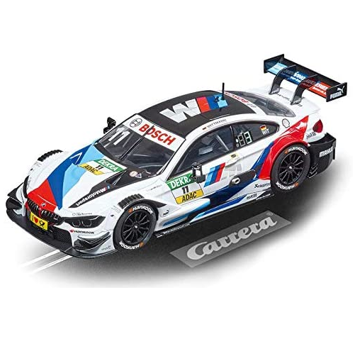 1:32 Carrera BMW M4 DTM M. Wittman #11 EVO Analog Slot Racing Car
