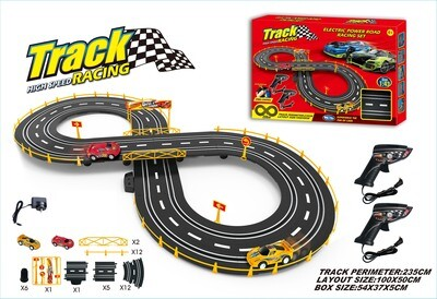 1:43 High Speed Track Racing