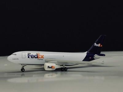 1:400 Diecast FedEx Airbus A310-200F