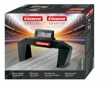 Carrera 71590 Electronic Lap Counter