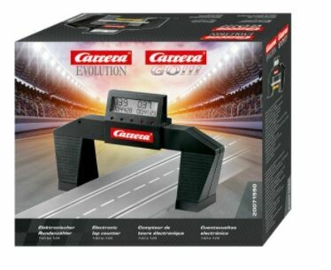 Carrera 71590 Electronic Lap Counter