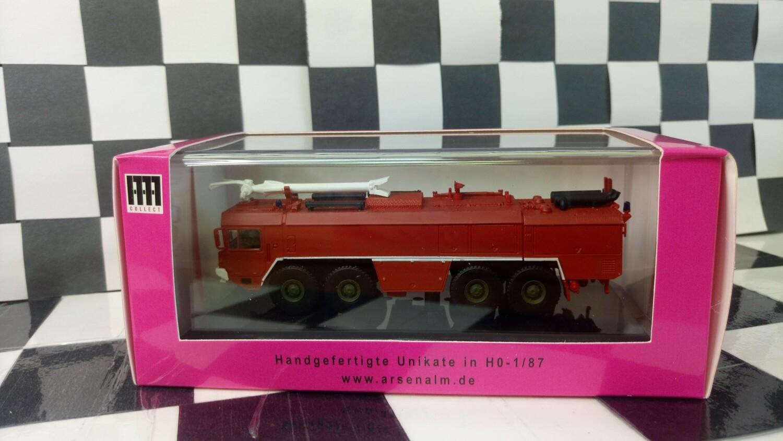 1:87 Asrenal-M FAUN FLF 8000I. (red version)