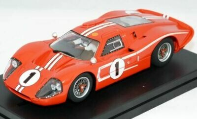 ​1:32 MRRC FORD FT40 MKIV #1 Red