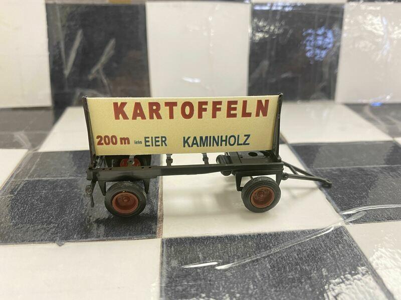 1:87 VK 2-axles trailer - Landswirtschaft