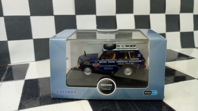 1:76 Oxford Diecast Range Rover Classic