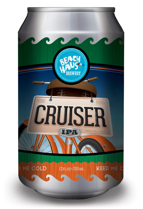 Cruiser 6pack, Cans