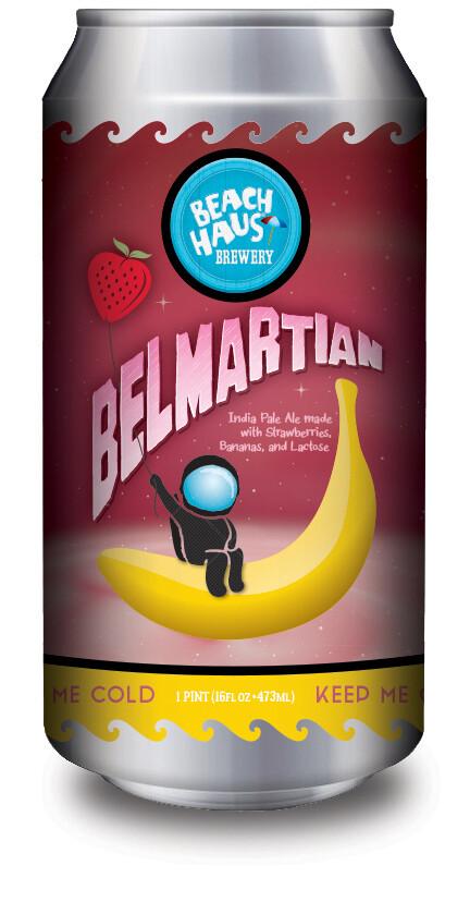 Belmartian IPA (4 Pack)