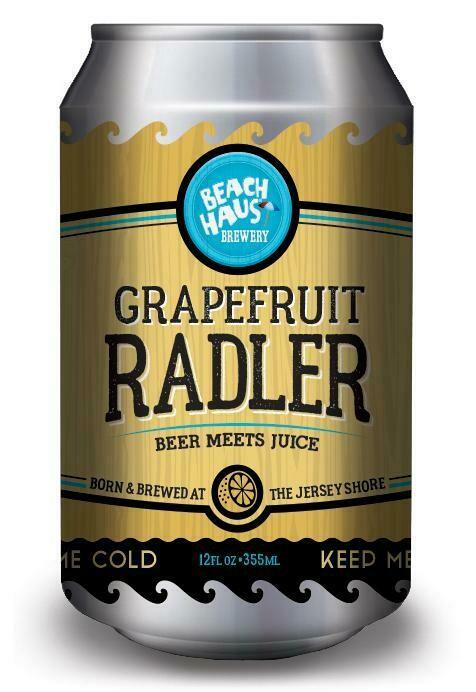 Grapefruit Radler  (6 Pack)