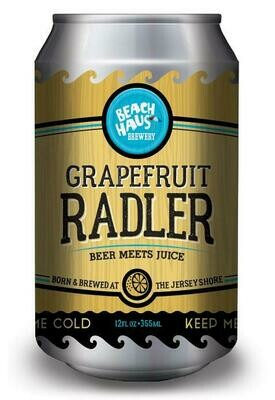 Grapefruit Radler  6-pack