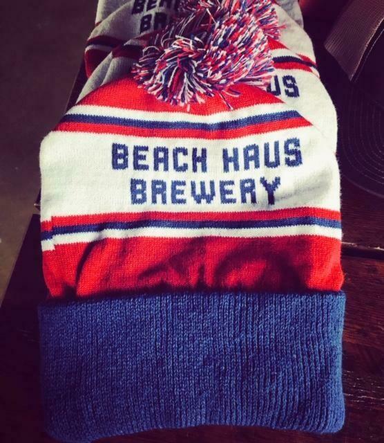 Beach Haus Pom Pom Hat