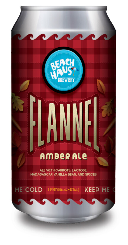 Flannel Amber Ale (4 Pack)