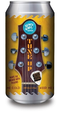 Tune Up White Ale - 16 oz. (4 pack)