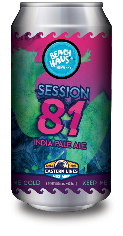 Session 81 IPA (4 Pack)