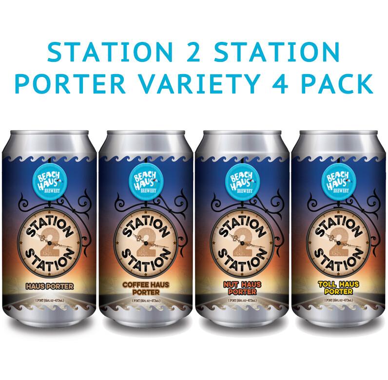 Porter Variety 4 Pack