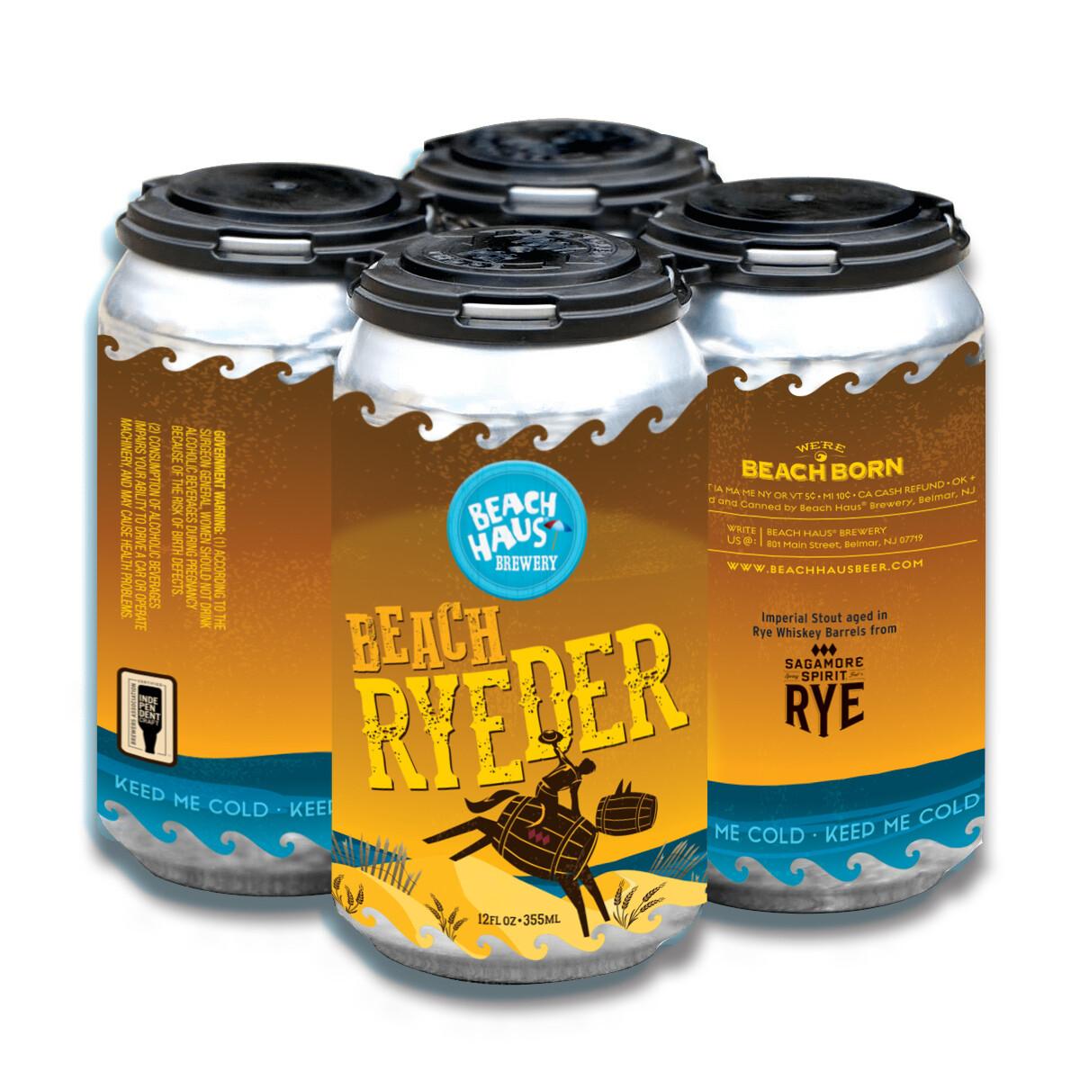 Beach Ryeder 4-pack