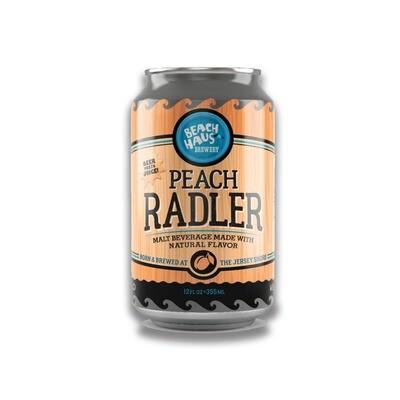 Peach Radler (6 pack)