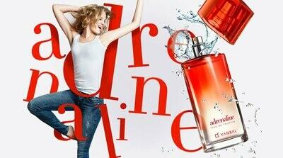 Perfume Adrenaline para dama