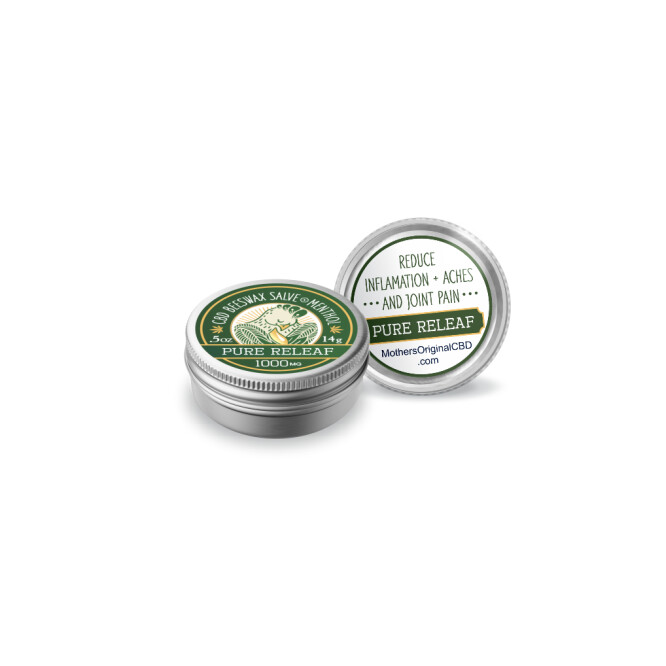 Pure Releaf Mini-Tin (.5oz)