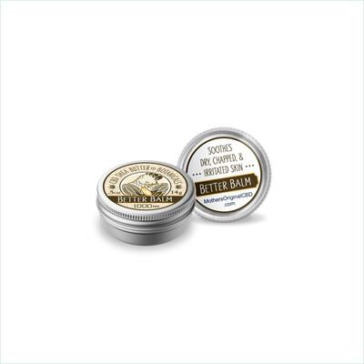 Better Balm Mini-Tin (.5oz)