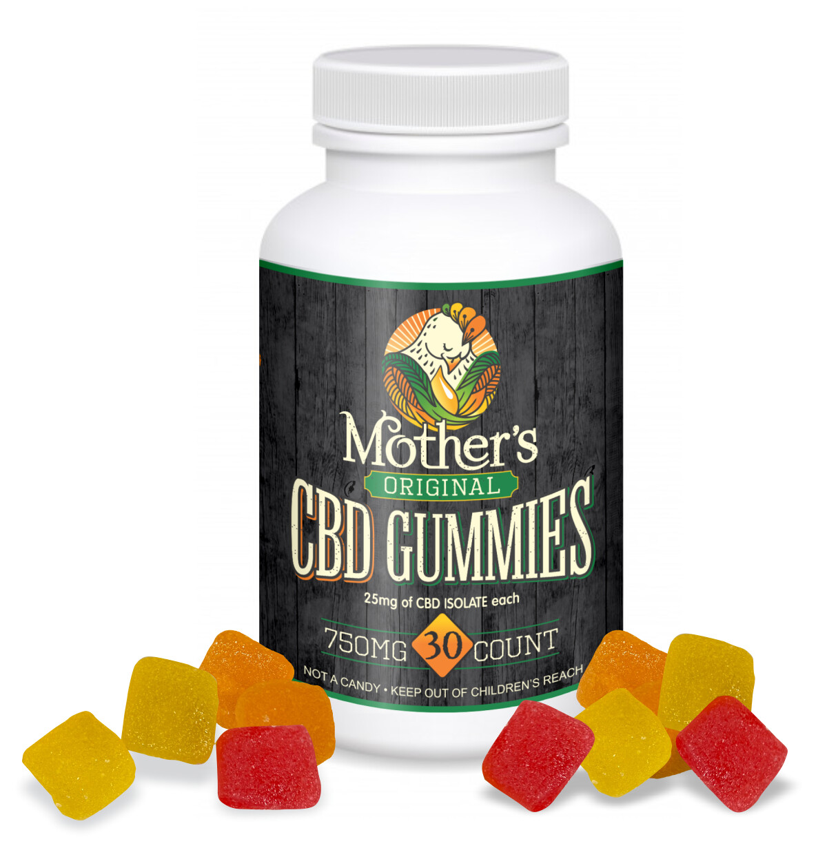 Mother's CBD Gummies